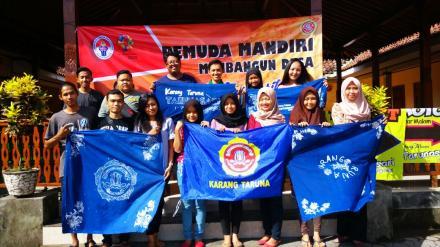 Belajar Membatik, Pemuda Argosari Cintai Warisan Indonesia
