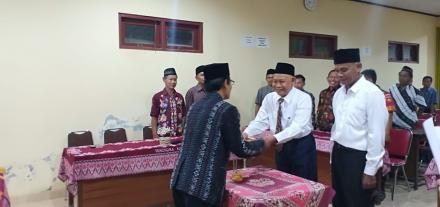Kamijo Pejabat Sementara Dukuh Klangon